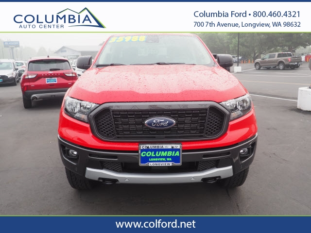 2020 Ford Ranger SuperCrew Cab 4x4, Pickup #202260 - photo 3