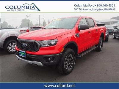 2020 Ford Ranger SuperCrew Cab 4x4, Pickup #202260 - photo 1