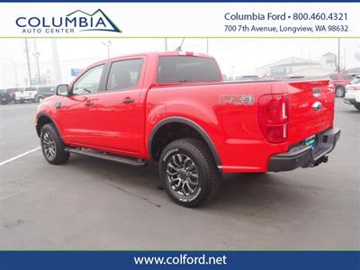 2020 Ford Ranger SuperCrew Cab 4x4, Pickup #202260 - photo 2