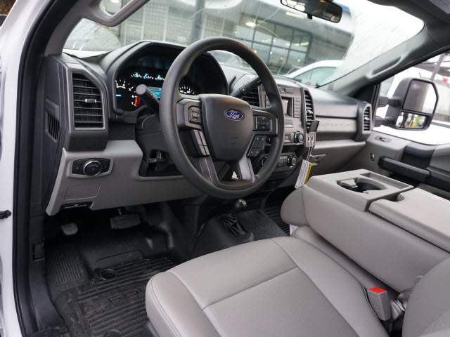 2019 F-350 Regular Cab DRW 4x4, Knapheide Platform Body #219321 - photo 8