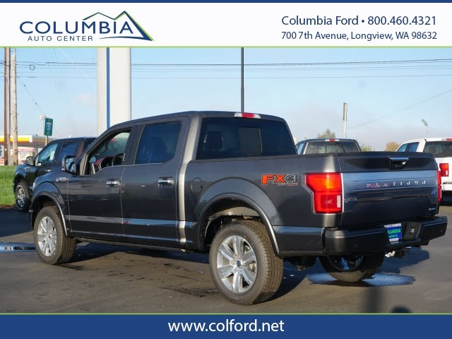 2019 Ford F-150 SuperCrew Cab 4x4, Pickup #219349 - photo 1