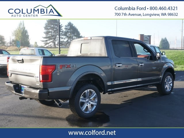 2019 Ford F-150 SuperCrew Cab 4x4, Pickup #219349 - photo 6
