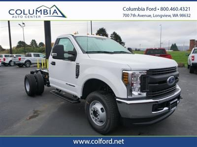 2019 Ford F-350 Regular Cab DRW 4x4, Cab Chassis #219369 - photo 4