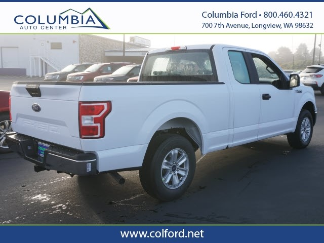 2019 F-150 Super Cab 4x2, Pickup #219379 - photo 5