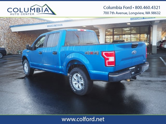 2019 F-150 SuperCrew Cab 4x4, Pickup #219389 - photo 2