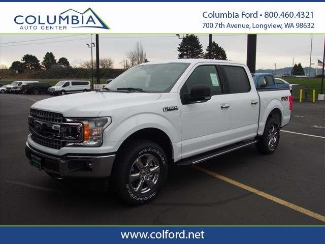 2019 Ford F-150 SuperCrew Cab 4x4, Pickup #219401 - photo 1