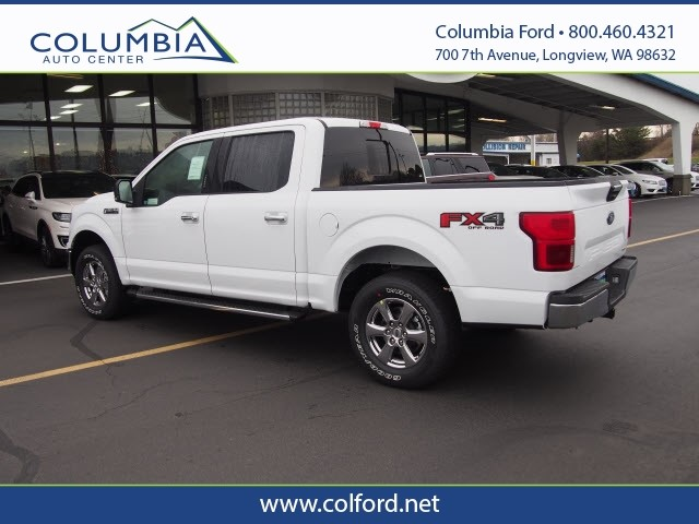 2019 Ford F-150 SuperCrew Cab 4x4, Pickup #219401 - photo 2