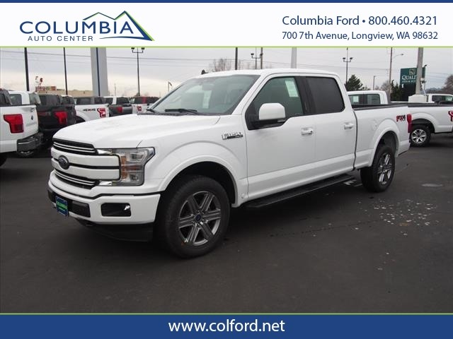 2019 F-150 SuperCrew Cab 4x4, Pickup #219407 - photo 1