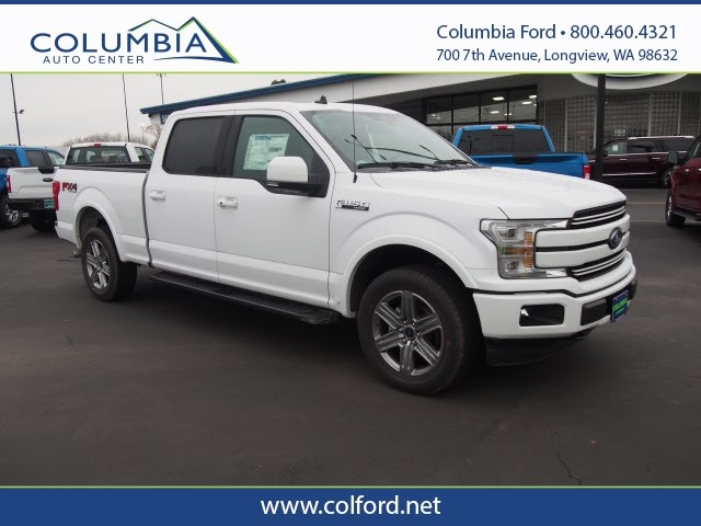 2019 F-150 SuperCrew Cab 4x4, Pickup #219407 - photo 4