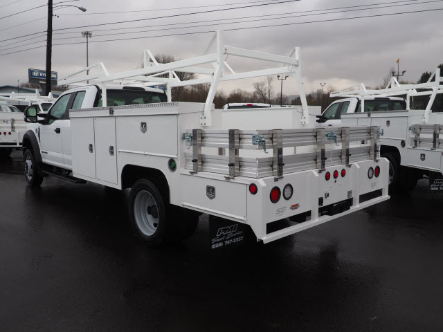 2019 F-550 Super Cab DRW 4x4, Scelzi Combo Body #219415 - photo 1