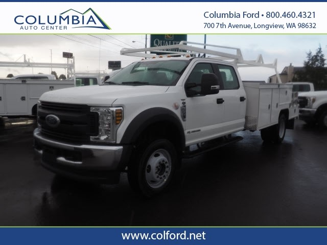 2019 F-550 Crew Cab DRW 4x4, Scelzi Combo Body #219421 - photo 1