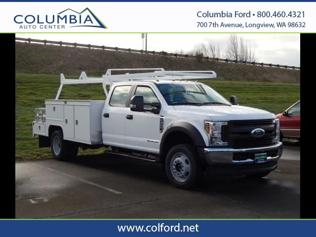 2019 F-550 Crew Cab DRW 4x4, Scelzi Combo Body #219426 - photo 1