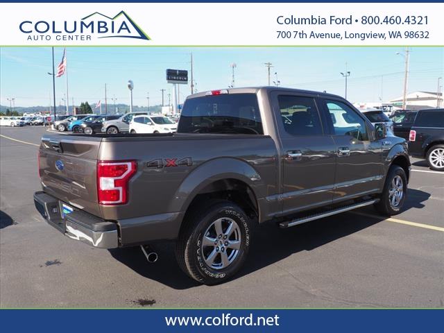 2019 Ford F-150 SuperCrew Cab 4x4, Pickup #91-10004 - photo 4
