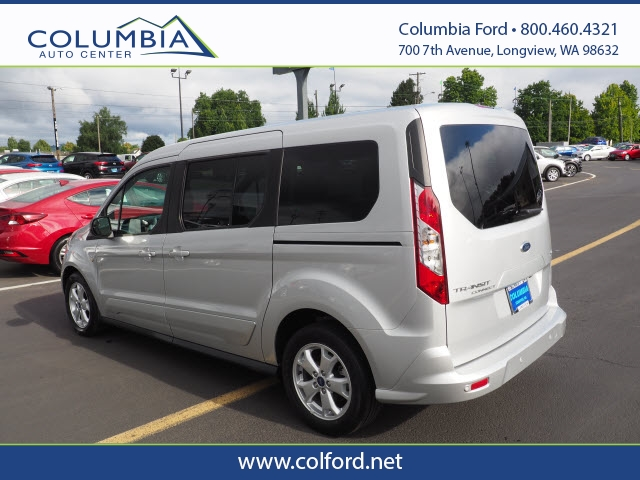 2015 Ford Transit Connect 4x2, Passenger Wagon #91-10043 - photo 1