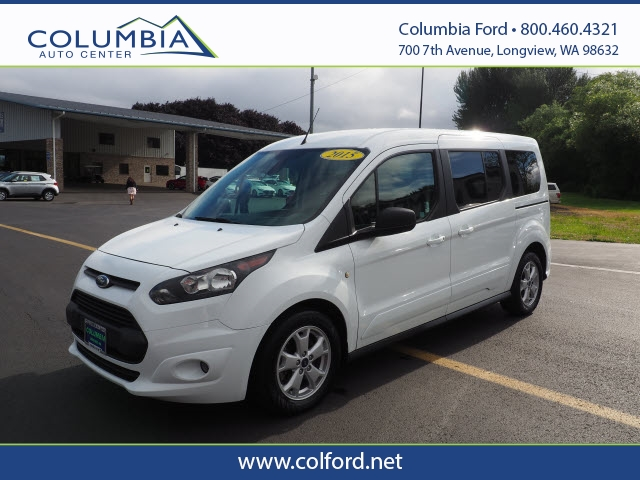 2015 Ford Transit Connect 4x2, Passenger Wagon #91-10044 - photo 1