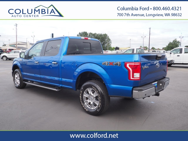 2017 Ford F-150 SuperCrew Cab 4x4, Pickup #91-10071 - photo 2