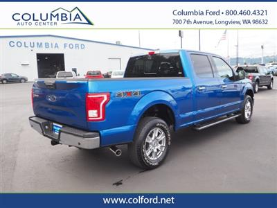 2017 Ford F-150 SuperCrew Cab 4x4, Pickup #91-10071 - photo 4