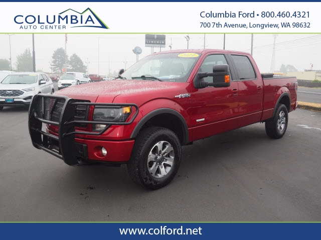 2014 Ford F-150 SuperCrew Cab 4x4, Pickup #91-10101 - photo 1