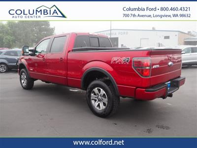 2014 Ford F-150 SuperCrew Cab 4x4, Pickup #91-10101 - photo 2