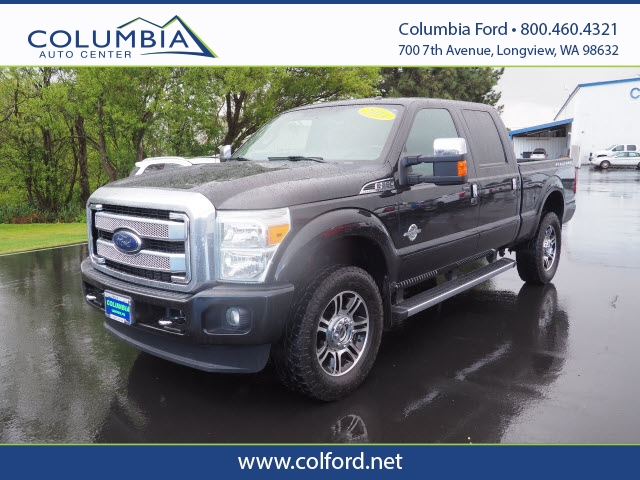 2014 F-350 Crew Cab 4x4, Pickup #91-9968 - photo 1