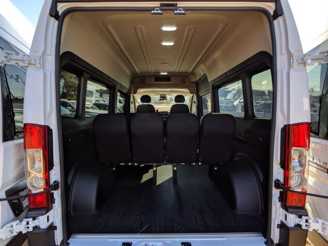 2019 Ram ProMaster 2500 High Roof FWD, Passenger Wagon #JD6814 - photo 1