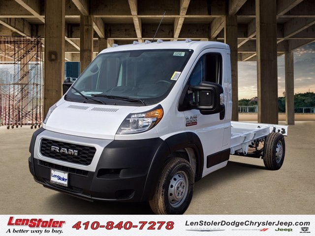 2020 Ram ProMaster 3500 FWD, Cutaway #JD6890 - photo 1