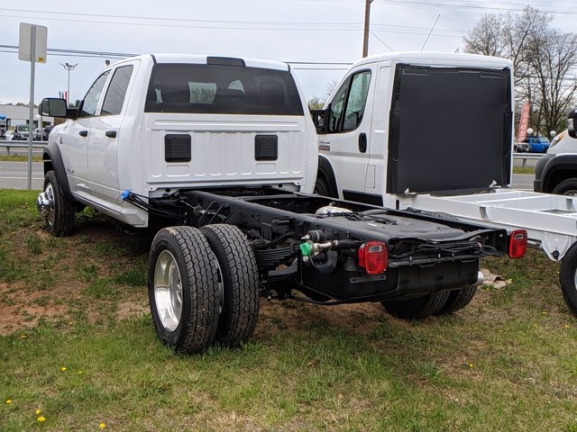 2020 Ram 4500 Crew Cab DRW 4x4, Cab Chassis #JD6997 - photo 1