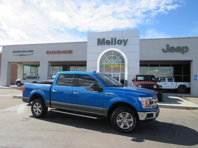 2019 Ford F-150 SuperCrew Cab 4x4, Pickup #R21007A - photo 1