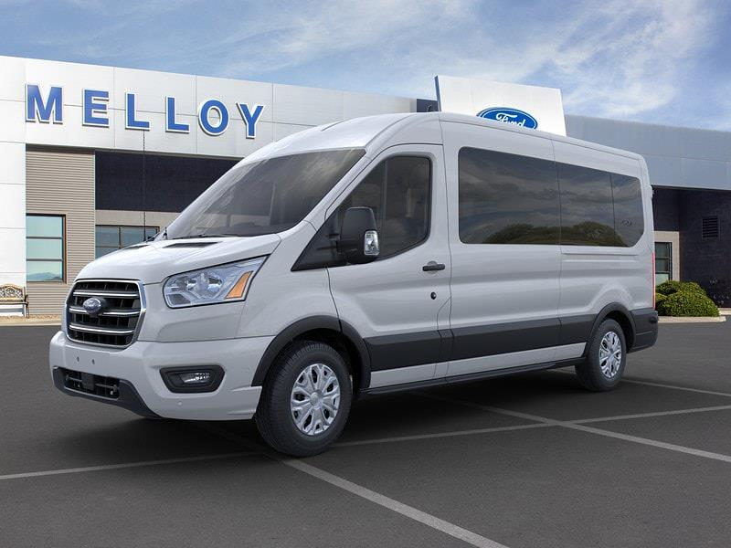 2020 Ford Transit 350 Med Roof 4x2, Passenger Wagon #T20478 - photo 1