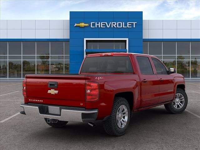 2018 Chevrolet Silverado 1500 Crew Cab 4x4, Pickup #CT18253 - photo 1