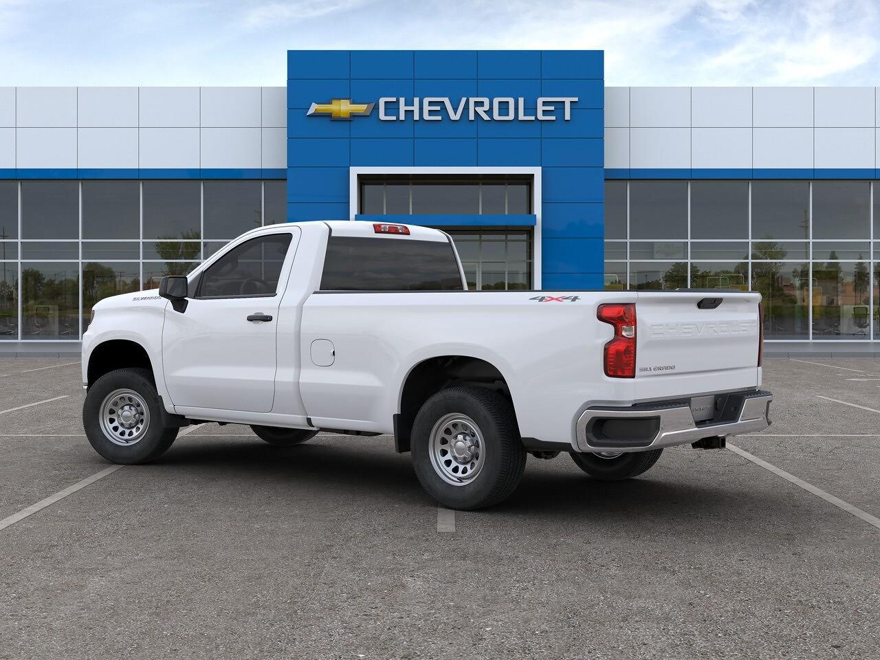 2020 Chevrolet Silverado 1500 Regular Cab 4x4, Pickup #CT20314 - photo 1
