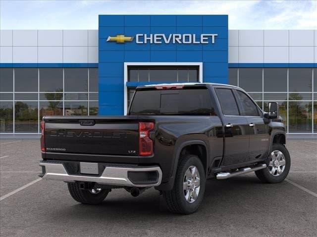 2020 Chevrolet Silverado 2500 Crew Cab 4x4, Pickup #CT20464 - photo 1