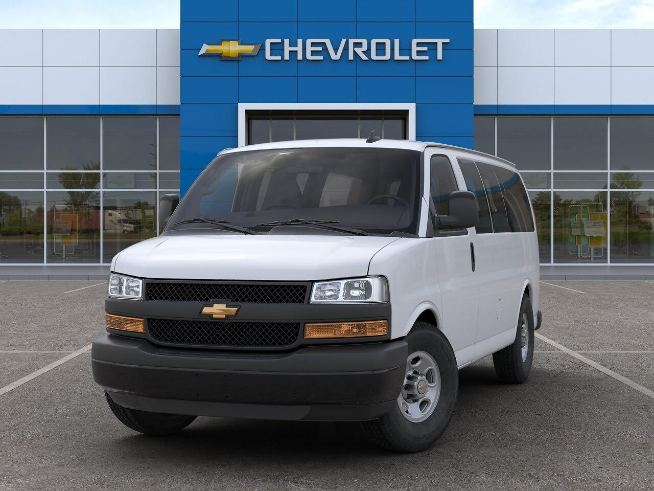 2020 Chevrolet Express 2500 4x2, Passenger Wagon #FC20359 - photo 1