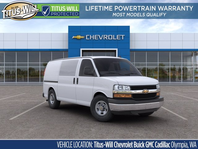 2020 Chevrolet Express 2500 4x2, Empty Cargo Van #40414 - photo 1