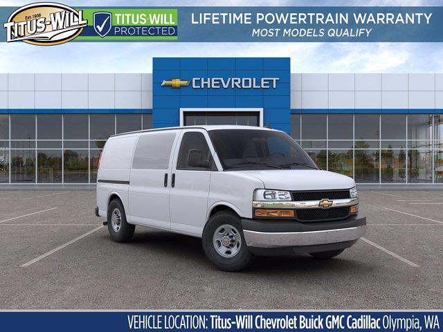 2020 Chevrolet Express 2500 4x2, Empty Cargo Van #40518 - photo 1
