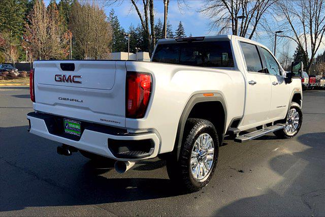 2021 GMC Sierra 3500 Crew Cab 4x4, Pickup #PD7568 - photo 1