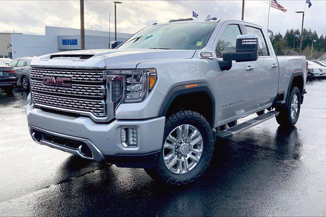 2020 GMC Sierra 3500 Crew Cab 4x4, Pickup #PD7581 - photo 1