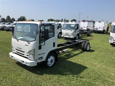 2020 Isuzu NPR-HD Regular Cab 4x2, Cab Chassis #FE204840 - photo 1