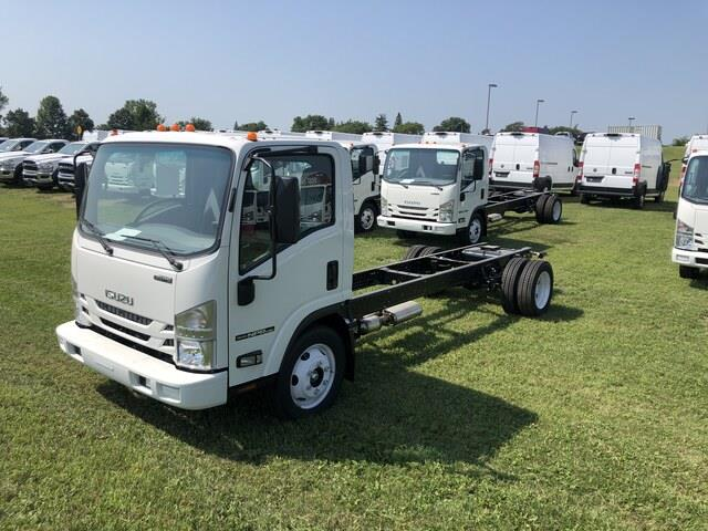 2020 Isuzu NPR-HD Regular Cab 4x2, Cab Chassis #FE204843 - photo 1