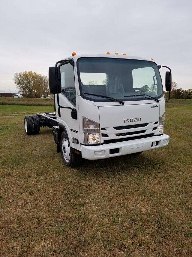 2020 Isuzu NPR-HD 4x2, Cab Chassis #FE205155 - photo 3