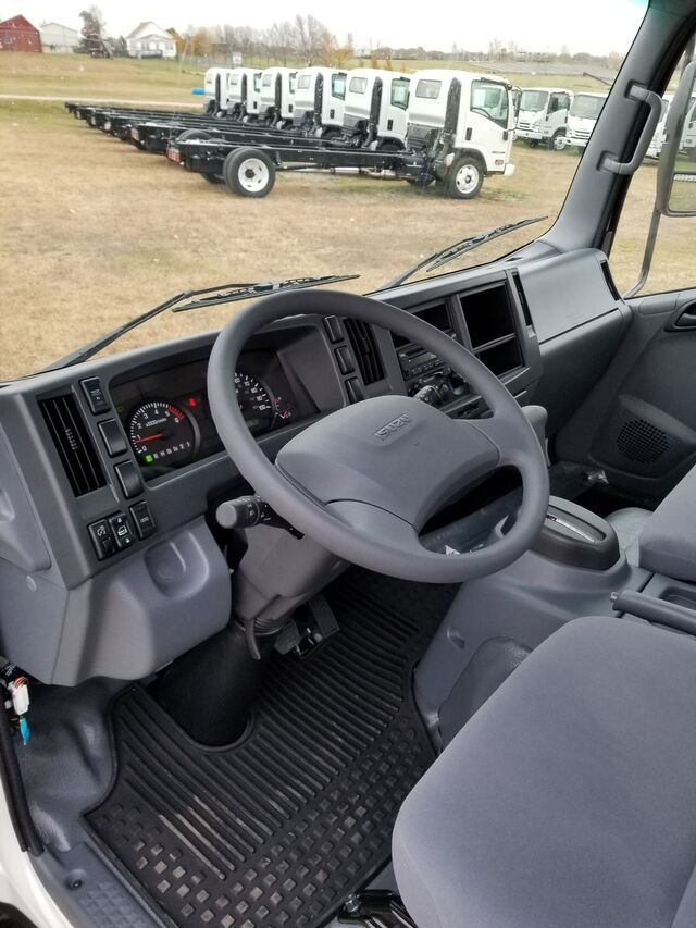 2020 Isuzu NPR-HD 4x2, Cab Chassis #FE205159 - photo 9