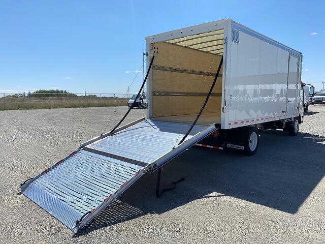 2020 Isuzu NPR-HD 4x2, Morgan Dry Freight #FE205163 - photo 1
