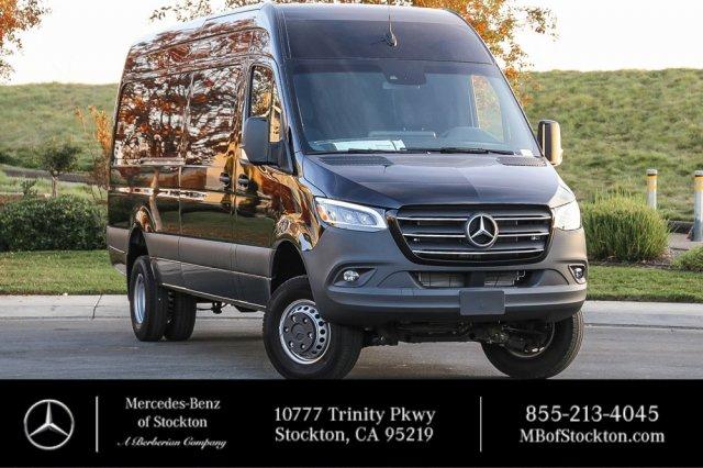 2019 Mercedes-Benz Sprinter 3500XD High Roof 4x4, Empty Cargo Van #6160 - photo 1