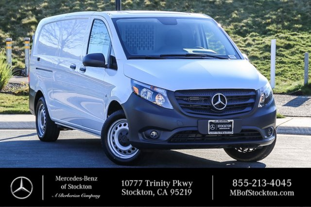 2020 Mercedes-Benz Metris 4x2, Kargo Master Upfitted Cargo Van #6355 - photo 1