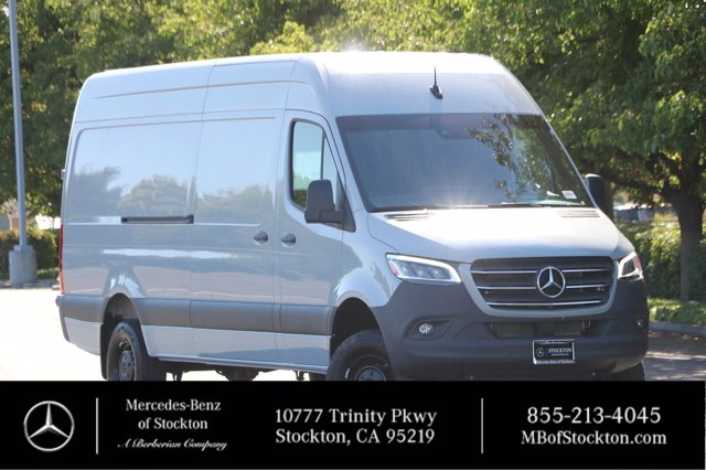 2020 Mercedes-Benz Sprinter 2500 High Roof 4x4, Empty Cargo Van #6722 - photo 1