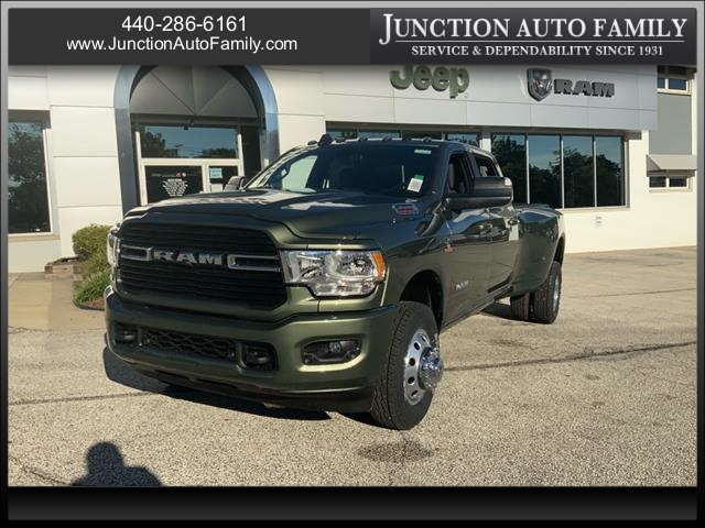 2020 Ram 3500 Crew Cab DRW 4x4, Pickup #1015-20 - photo 1