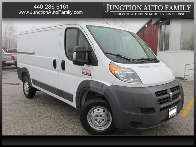 2016 ProMaster 1500 Low Roof FWD, Upfitted Cargo Van #106128G - photo 1