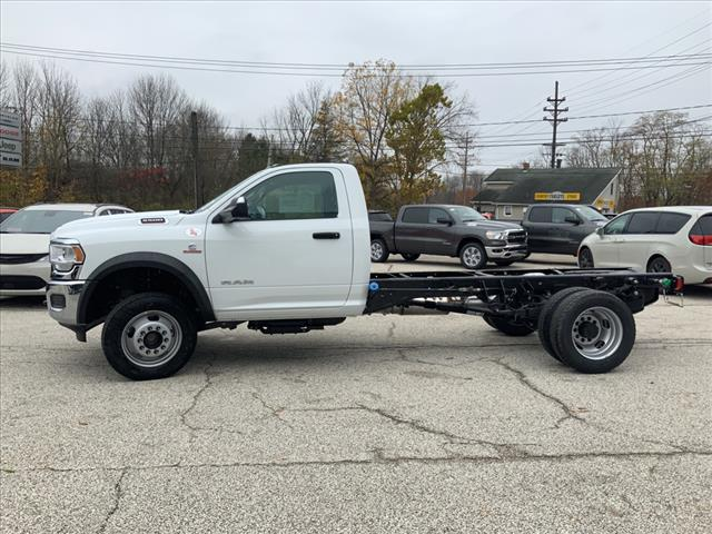 2020 Ram 5500 Regular Cab DRW 4x4, Cab Chassis #1078-20 - photo 5