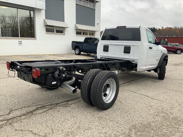 2020 Ram 5500 Regular Cab DRW 4x4, Cab Chassis #1078-20 - photo 2