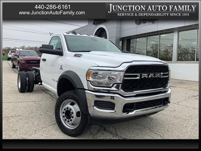 2020 Ram 5500 Regular Cab DRW 4x4, Cab Chassis #1078-20 - photo 1